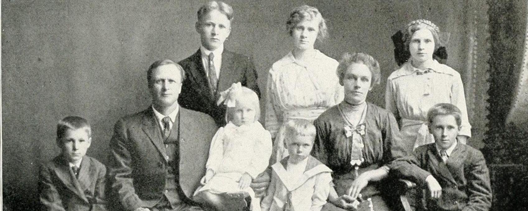 La famille, une source de bonheur... et de malheur