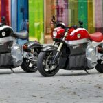 La moto électrique SORA a été développée en partie par les gens de l'ITAQ à Saint-Jérôme.