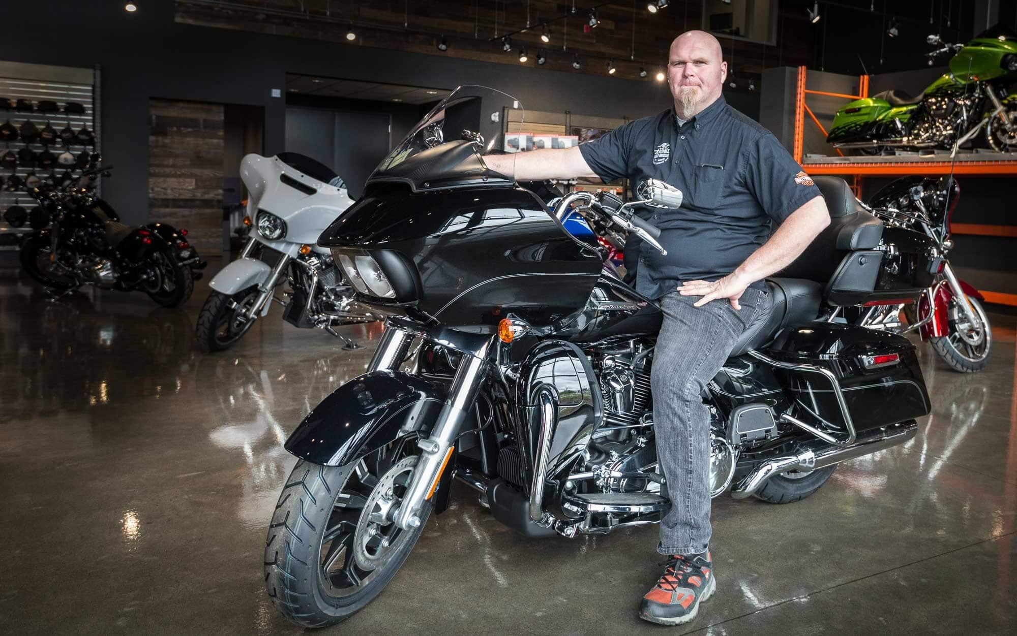 Harley St Jerome >> Des mordus de moto chez St-Jérôme Harley-Davidson - TopoLocal