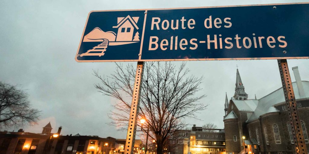 De Saint-Jérôme à Mont-Laurier, il est désormais possible de suivre le guide pour retracer l'histoire des Laurentides d'en haut.