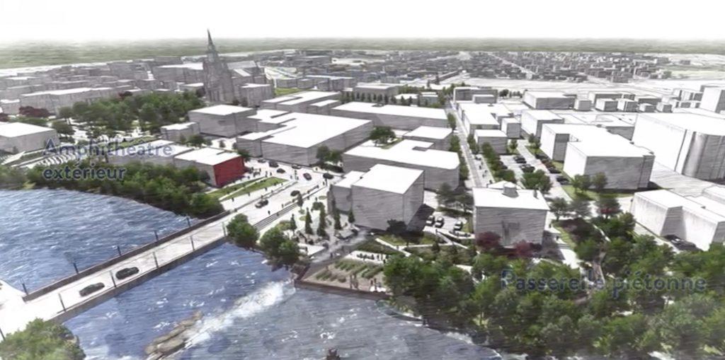 Avec de nombreux grands projets en gestation, dont des jardins urbains en bordure de la rivière du Nord, Saint-Jérôme veut s'assurer que le développement durable est au coeur de ses efforts d'urbanisme.