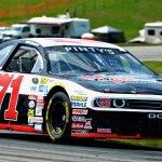 Le pilote Patrick Dussault participera à la course NASCAR du 3 juillet prochain à Mirabel.