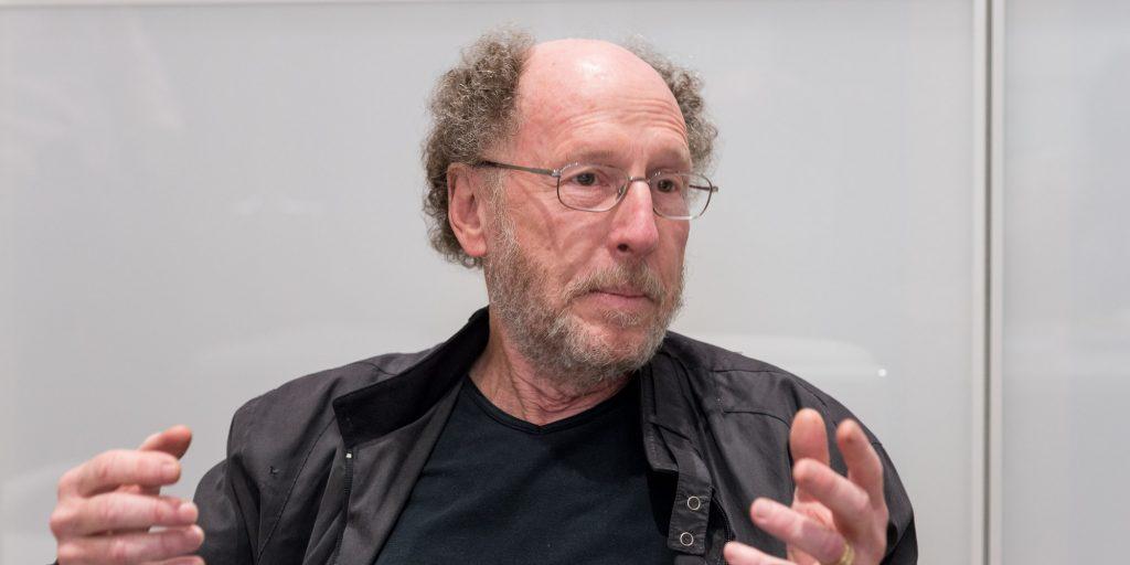 Le réalisateur Garry Beitel, rencontré au Cinéma du Carrefour du Nord de Saint-Jérôme, le 27 septembre 2016.