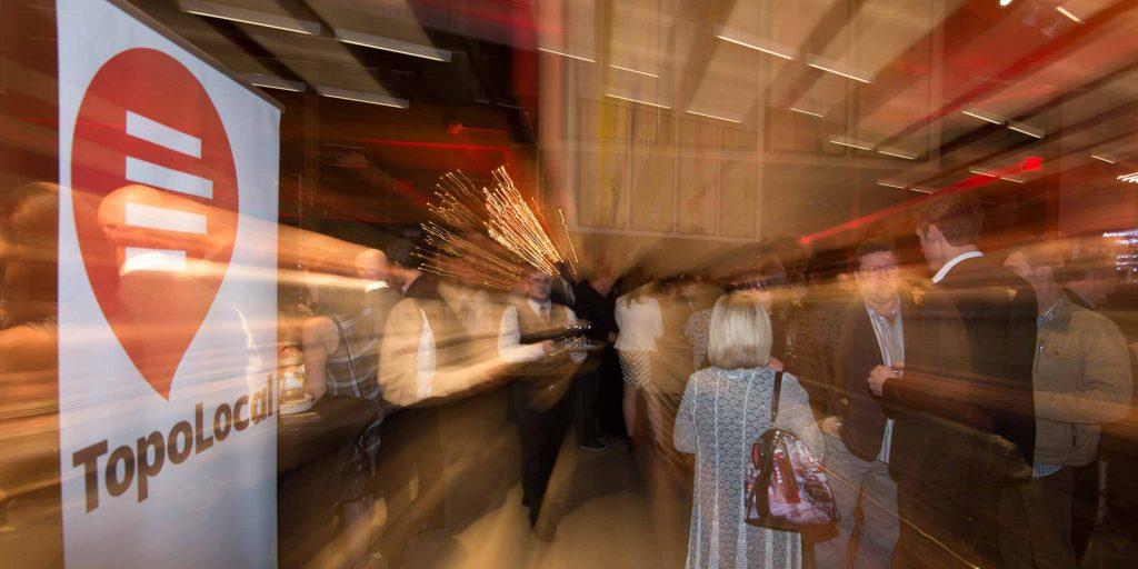 C'était soir de casino vendredi à la Place des citoyens, au profit des activités culturelles de Sainte-Adèle.