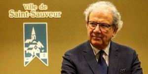 Jacques Gariépy a annoncé qu'il voulait être élu préfet de la MRC des Pays-d'en-Haut plutôt que maire de Saint-Sauveur, aux élections de novembre 2017.
