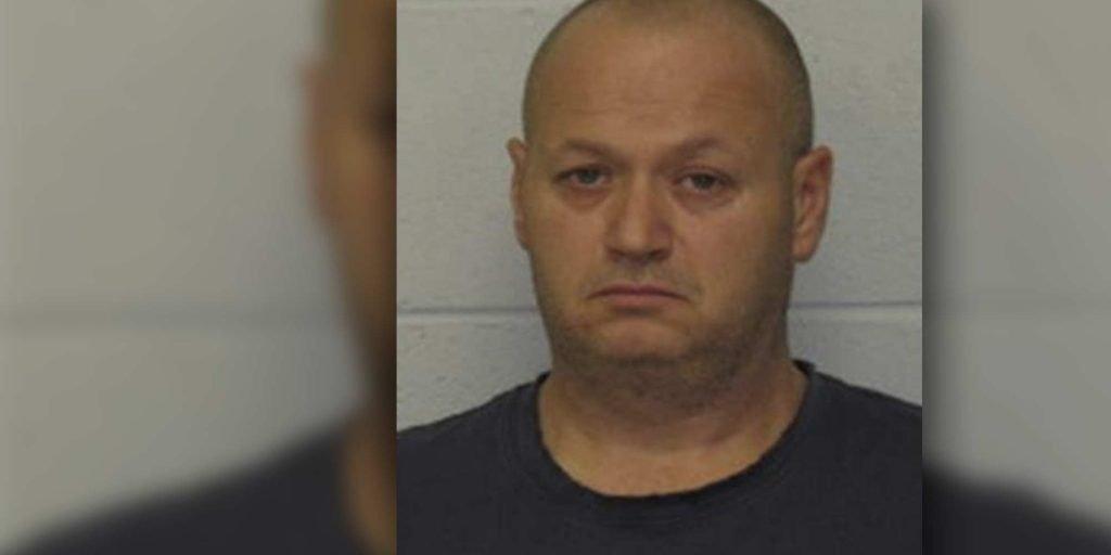 Pierre Fortin, 43 ans de Lachute, a été arrêté par la Sûreté du Québec, le 16 novembre 2016.
