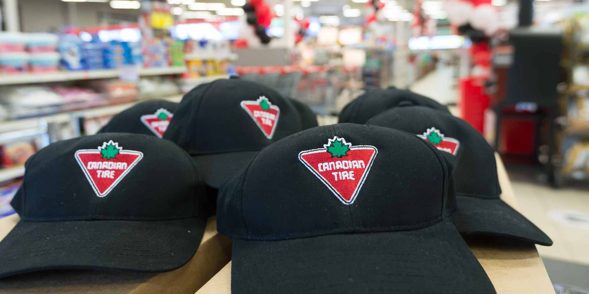 Le nouveau Canadian Tire de Sainte-Agathe officiellement