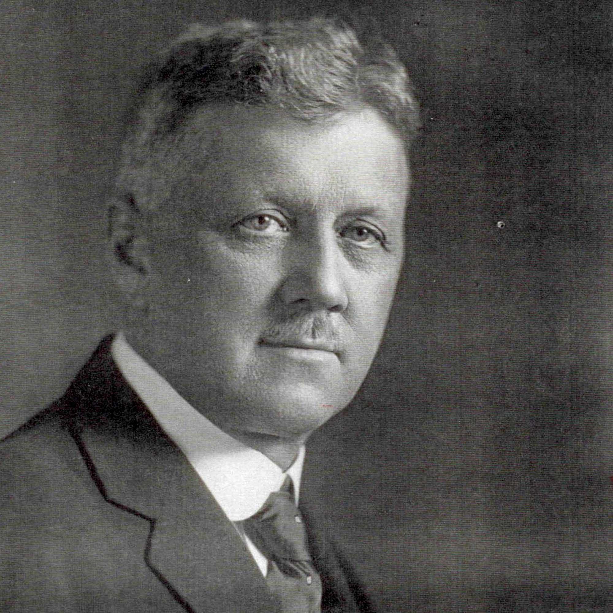Joseph Fortier (photo Société d'histoire de la Rivière-du-Nord)