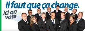 Souvenir de 2013, l'équipe qui était candidate a fait élire le maire et une dizaine de conseillers municipaux sur une possibilité de douze.