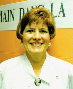 Claire Boivin Boisvert a été la mairesse de Prévost dans les années 1990.