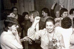 Huguette Blondin Taylor avait été le 2 novembre 1981 à la mairie de Saint-Hippolyte, devant le maire sortant Roger Cabana.