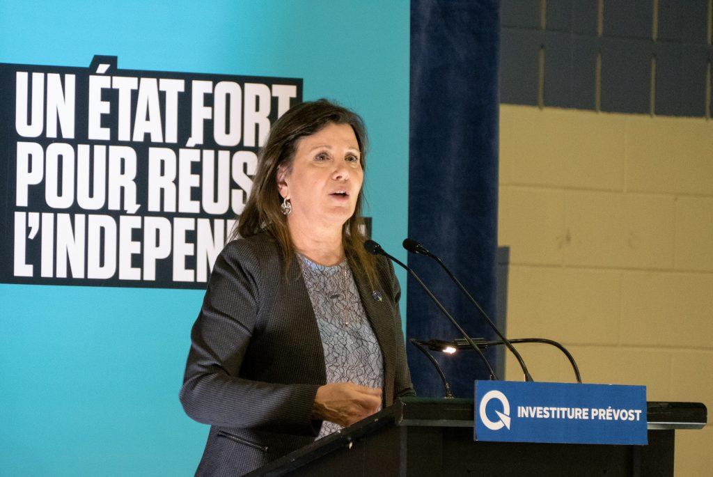 La députée Diane Lamarre, critique en matière de santé, a parlé des mystères du système de santé actuel et des solutions du Parti québécois. Si vous avez un groupe de 25 personnes, elle viendra vous l'expliquer chez vous!
