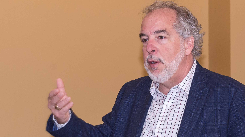 Rhéal Fortin a été élu député de Rivière-du-Nord, le 19 octobre 2015.