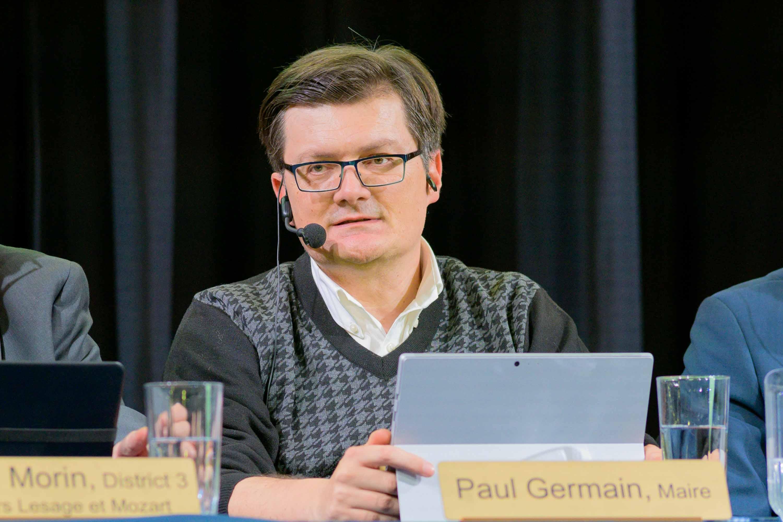 Le maire Paul Germain annonce que Prévost va revamper son transport en commun.