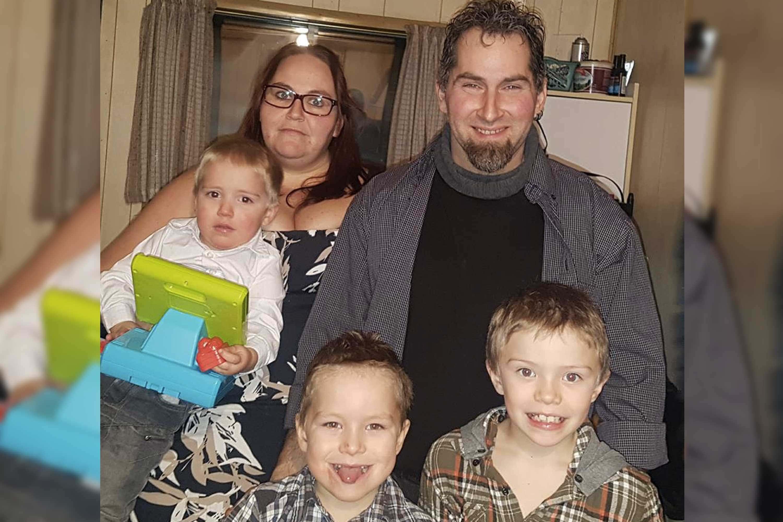 La famille de Cynthia Prévost cherche une maison depuis trois mois dans les environs.