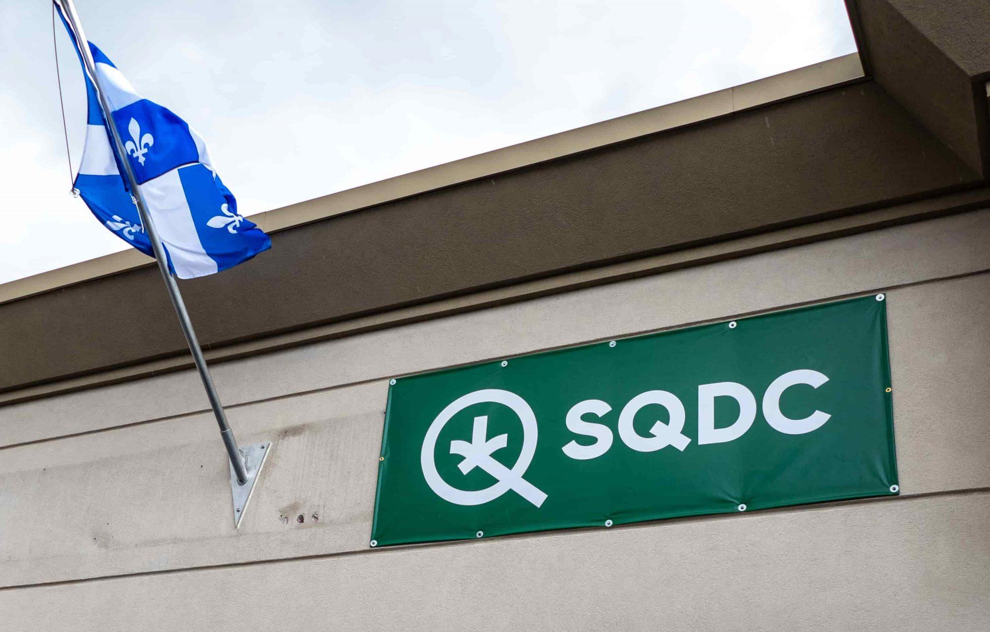 Sept nouvelles succursales, dont une à Québec — SQDC